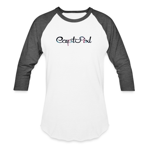 My YouTube Watermark - Unisex Baseball T-Shirt
