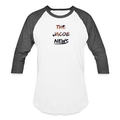 jacob news - Baseball T-Shirt