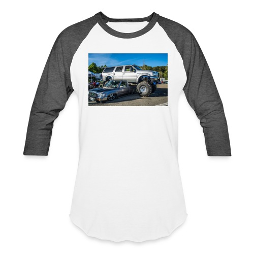 FB IMG 1494137390200 - Baseball T-Shirt