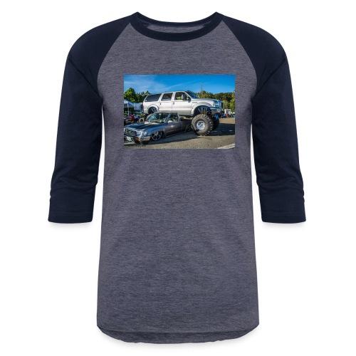 FB IMG 1494137390200 - Baseball T-Shirt
