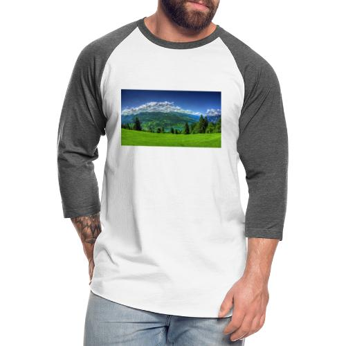 Nature Design - Unisex Baseball T-Shirt
