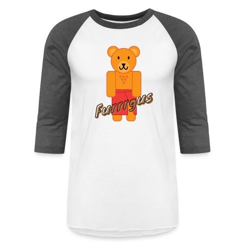 Presidential Suite Furrrgus - Baseball T-Shirt