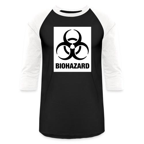 Biohazard - Baseball T-Shirt