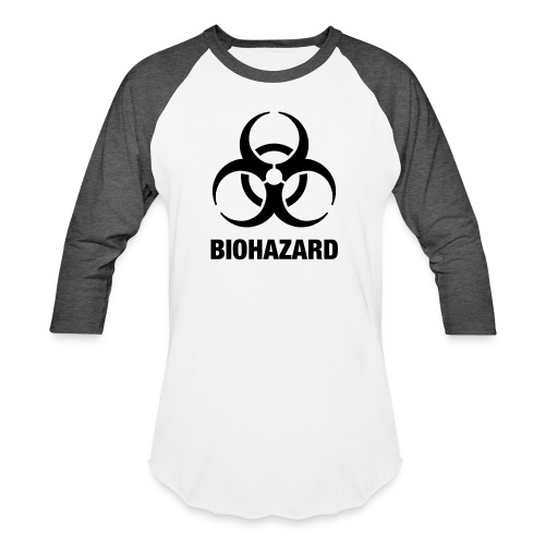 Biohazard - Baseball T-Shirt