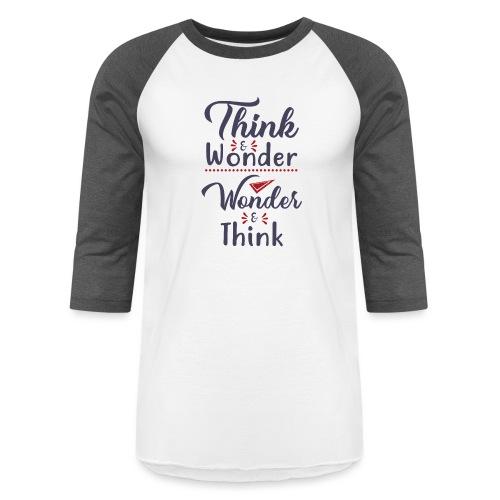 Dr Seuss 002 - Unisex Baseball T-Shirt