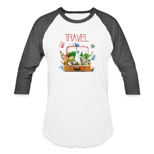 TRAVEL T-SHIRT - Baseball T-Shirt