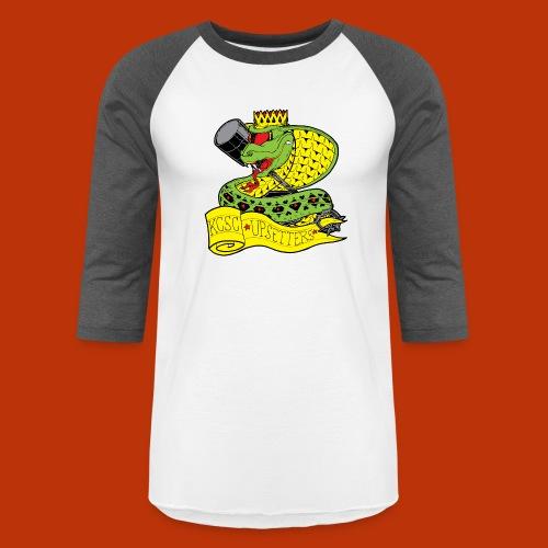 Upsetters Cobra - Baseball T-Shirt
