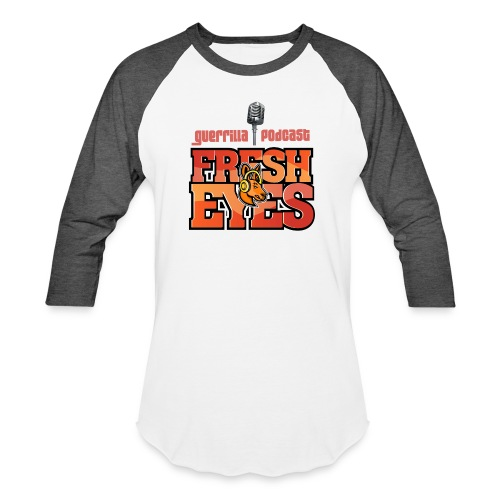 fresh eyes Merch - Baseball T-Shirt