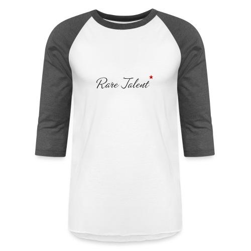 Rare Talent - Baseball T-Shirt