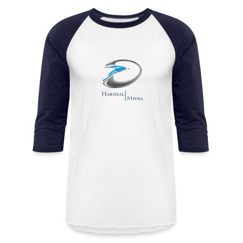 Harneal Media Logo Products - Baseball T-Shirt