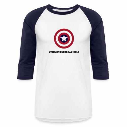 Captain America - Baseball T-Shirt