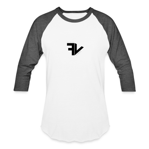 Bold Black Colourway - Baseball T-Shirt