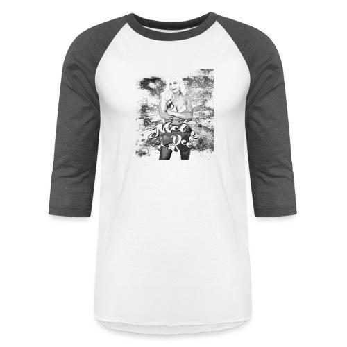 Tshirt Sexy B & W - Baseball T-Shirt