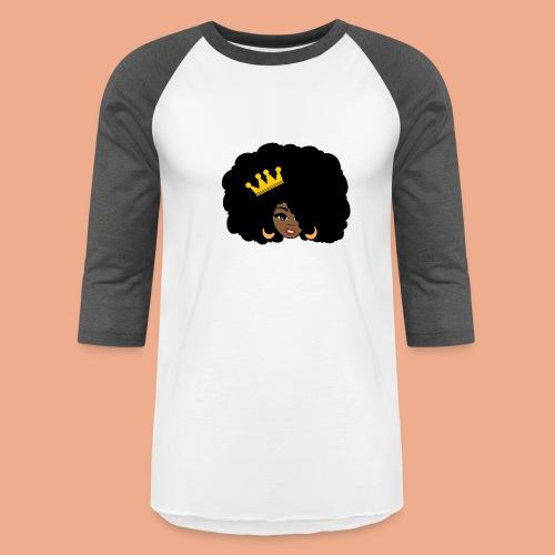 Black Queen - Baseball T-Shirt