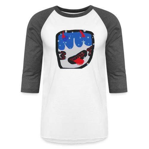 Halloween limited edition school bag - Unisex Baseball T-Shirt