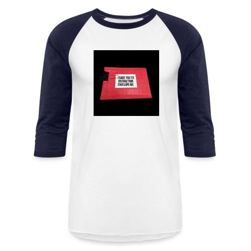 Distraction Envelope - Baseball T-Shirt