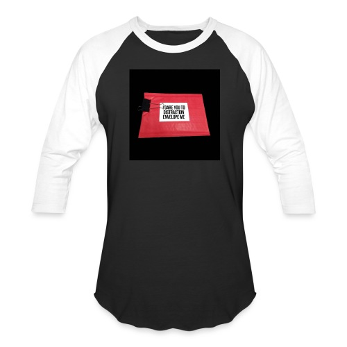 Distraction Envelope - Baseball T-Shirt