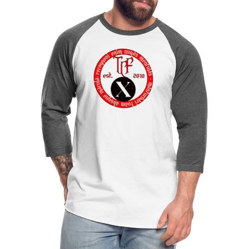 10th Anniversary Medallion - Unisex Baseball T-Shirt