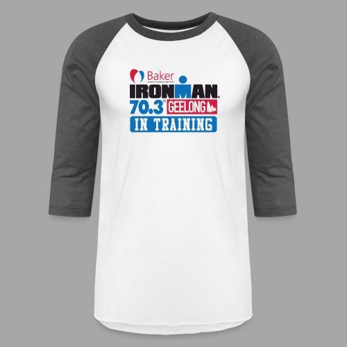 70.3 Geelong - Baseball T-Shirt