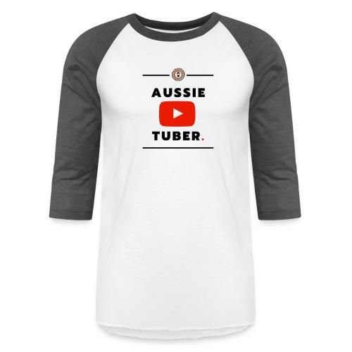 Aussie Youtuber - Unisex Baseball T-Shirt