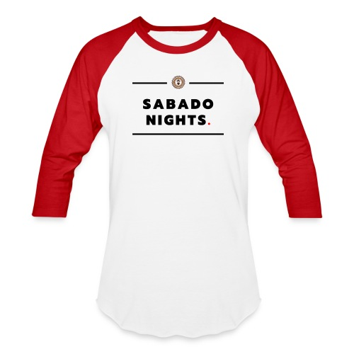 sabado Nights - Baseball T-Shirt