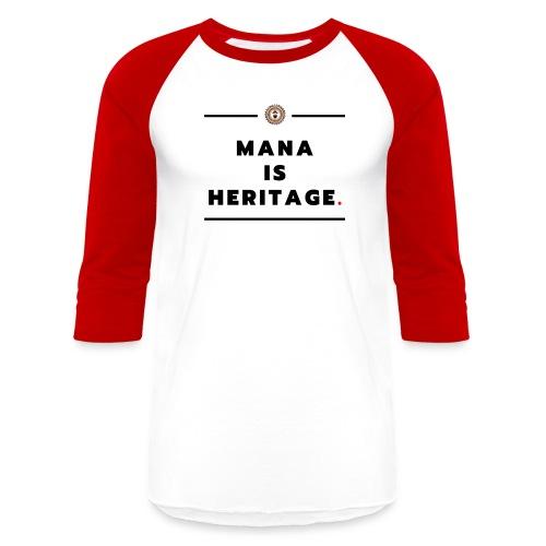 Mana - Baseball T-Shirt