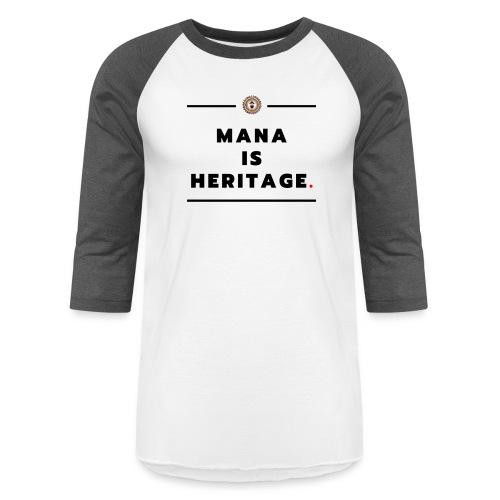 Mana - Unisex Baseball T-Shirt
