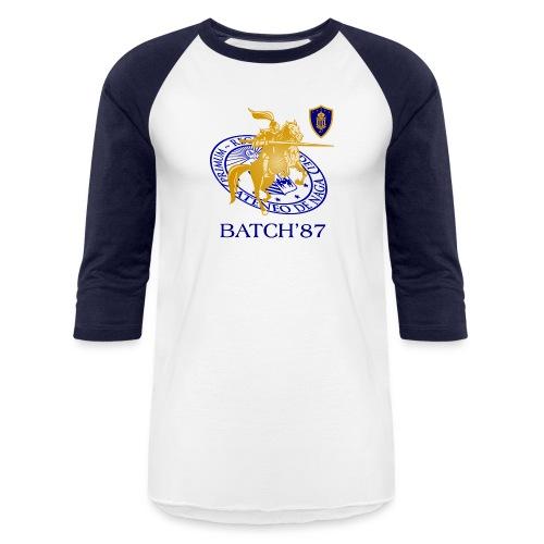 Ateneo Batch 87 - Baseball T-Shirt
