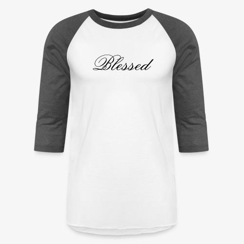 Blessed tshirt - Baseball T-Shirt