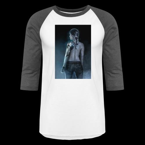 ErikaCosplay Bucky - Baseball T-Shirt