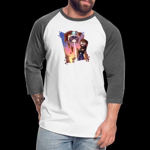 xBase - Unisex Baseball T-Shirt