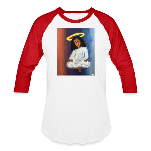 Angel - Baseball T-Shirt