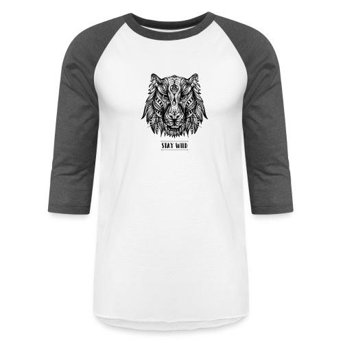 Stay Wild - Baseball T-Shirt
