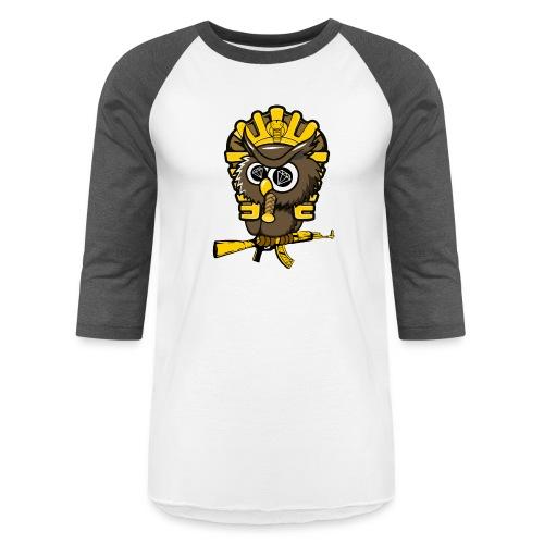 king otrg owl - Unisex Baseball T-Shirt