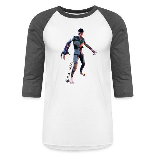 P.A.M.E.L.A. Reaper - Unisex Baseball T-Shirt