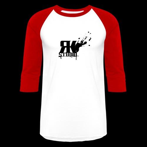 RKStudio Black Version - Baseball T-Shirt