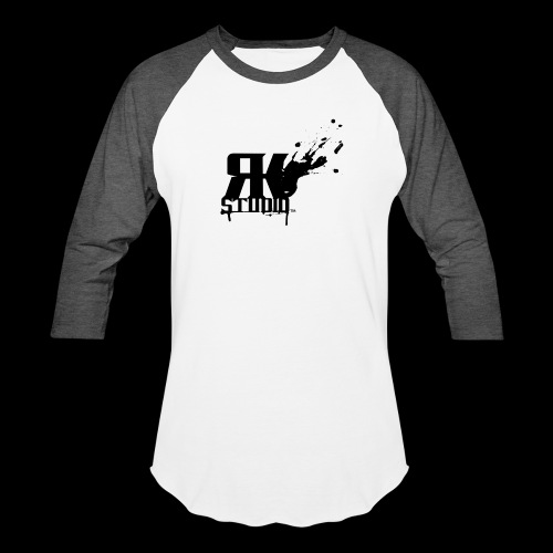RKStudio Black Version - Baseball T-Shirt