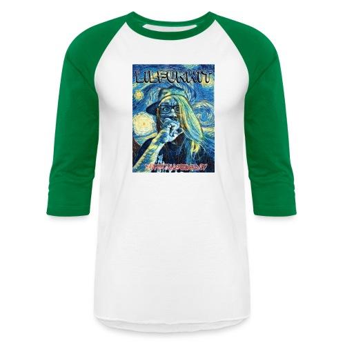 LIL fukwit YO - Unisex Baseball T-Shirt