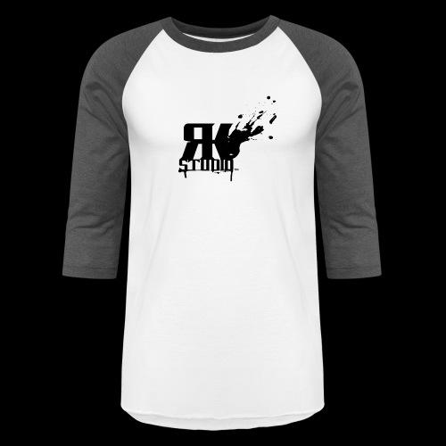 RKStudio Black Version - Unisex Baseball T-Shirt