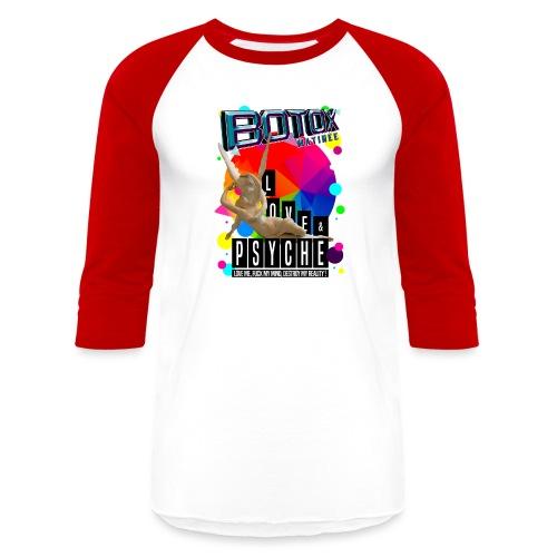 BOTOX MATINEE LOVE & PSYCHE T-SHIRT - Baseball T-Shirt