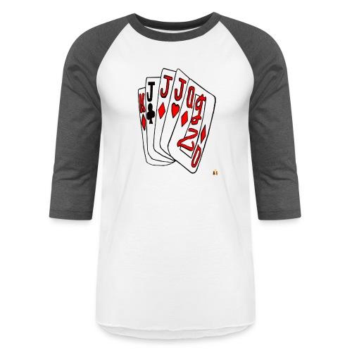 Art Tat - Unisex Baseball T-Shirt