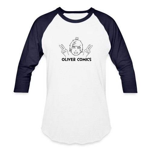 New LOGO - Unisex Baseball T-Shirt