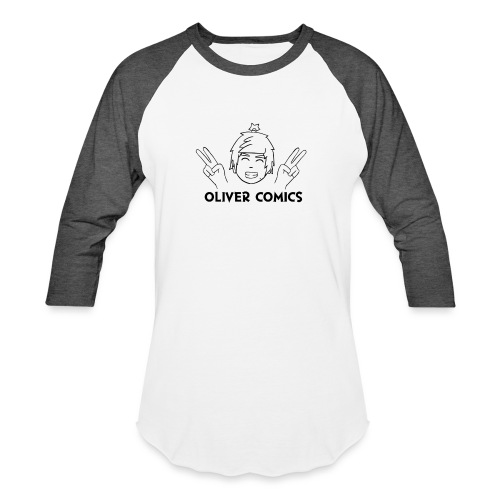New LOGO - Baseball T-Shirt