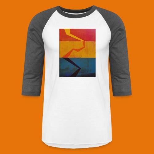 Whakamarama - Unisex Baseball T-Shirt