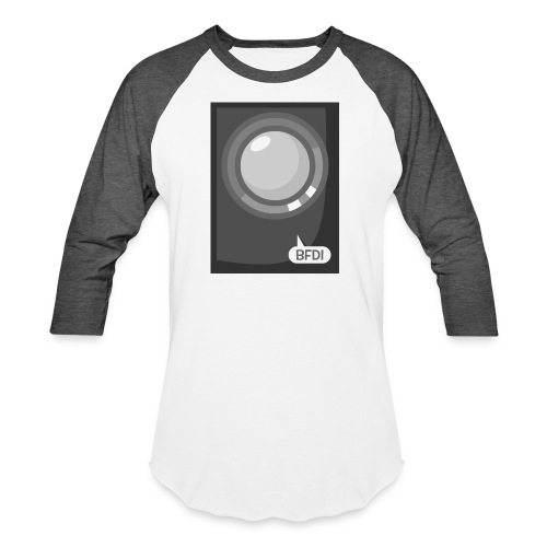 Announcer Tablet Case - Unisex Baseball T-Shirt