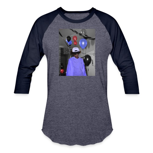 bruise - Baseball T-Shirt