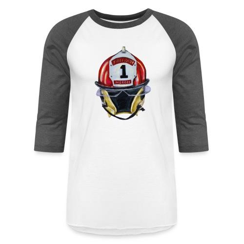 Firefighter - Unisex Baseball T-Shirt