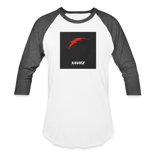 Youtube Channel Logo - Unisex Baseball T-Shirt