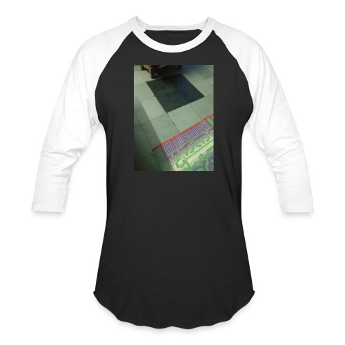 Test product - Baseball T-Shirt