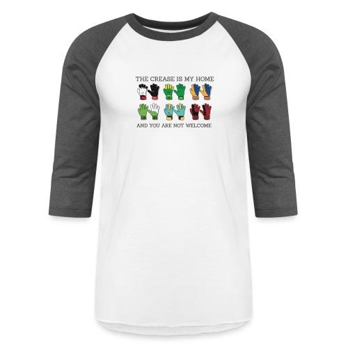 Design 5.4 - Unisex Baseball T-Shirt